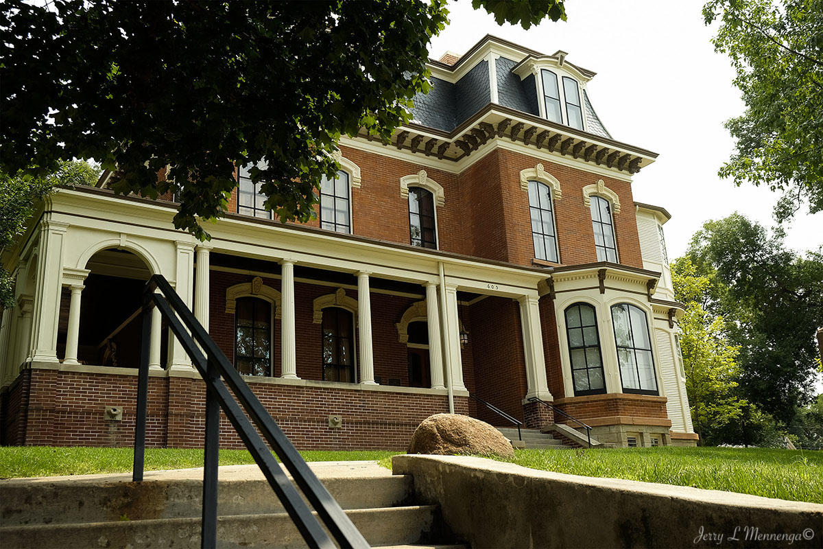revisiting  general dodge house  siouxland council bluffs lostinsiouxland